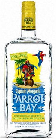 Captain Morgan Parrot Bay Rum Pineapple
